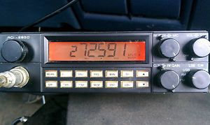 Vintage Ranger RCI 2950 Mobile CB Am FM Radio