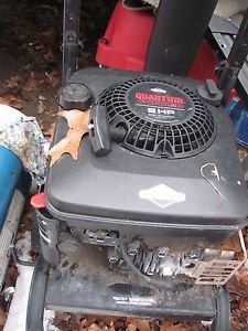Briggs and Stratton Quantum Power 5HP Vertical Shaft Engine