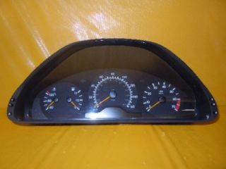99 Mercedes E320 E430 Speedometer Instrument Cluster Dash Panel 136 541