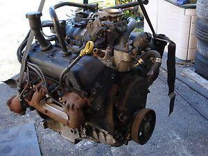 2001 116K V6 4 3 Chevy S10 Vortec Engine Motor Blazer Truck Sonoma Jimmy Astro