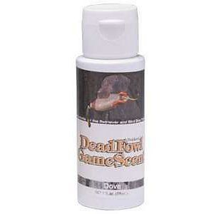 Dokken Dead Fowl Retriever Hunting Dog Training Game Dove Scent 2 Oz