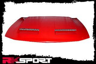 New Ford Mustang California Dream RAM Air Hood Only Fiberglass Car Body Kit