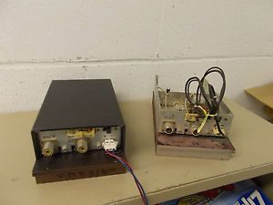 2 Meter Ham Radio Amplifier