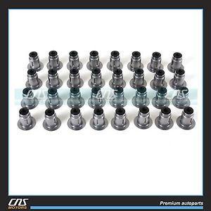 Ford F 250 F 350 F 550 E 350 6 0L Diesel Turbo Engine Valve Stem Seal Set