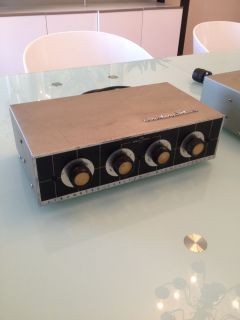 Stromberg Carlson AR411 Monoblock Tube Amplifiers Pair