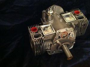Onan Short Block Engine Crankshaft Cam Piston Crank Case Rings Heads P220 P218