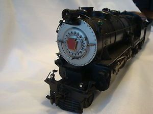 O Scale 2 Rail Brass Pennsy Steam Engine Tender Manufacturer Max Gray