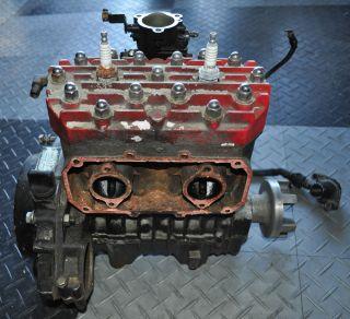 Kawasaki 550 Jet Ski Engine Motor with Mariner High Compression Head JS440