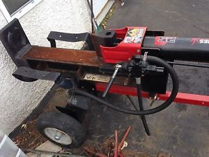 25 Ton Hydraulic Log Splitter Gas Engine
