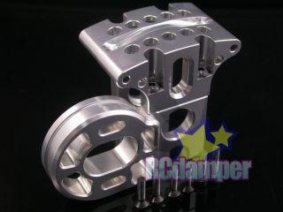Aluminum Center Gear Box Motor Mount s for Axial 1 10 Exo Terra Buggy Alloy