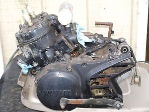 Yamaha Banshee 350 Twin Complete Engine Motor Assy YFZ350 Bottom End Top