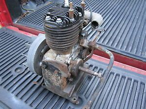 """Cushman Husky 5HP 2 5 8"""" Bore Engine for Scooter"""