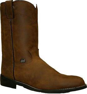Mens Western Cowboy Boots 8.5