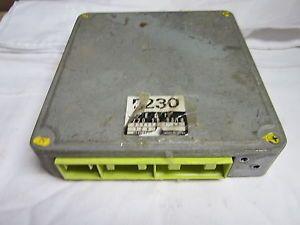 1989 Ford Probe GT Turbo ECM ECU Engine Control 628 220 18 881H 590 02486A