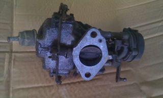 1964 1965 1966 1967 1968 Falcon Mustang Autolite 1100 Carburetor Automatic