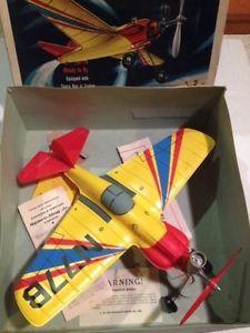 Excellent LM Cox Thimble Drome TD3 Space Bug Jr N77B Airplane 601 C