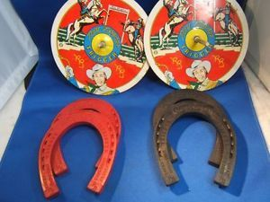 Roy Rogers Horseshoe Vintage & Antique Toys