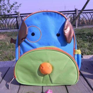 Child Boys Girls Kids Cartoon Cute Book Bag Lunch Box Animal Handbag CLEARANCE