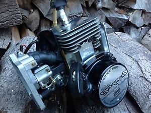 Large Gas 2 Stroke Engine 1 4 1 5 Scale RC Go Ped Drag Boat Truck Buggy Clutch