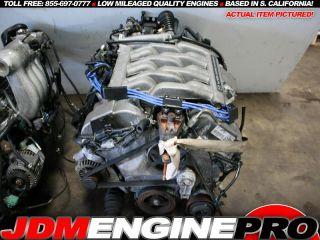 JDM Mazda MPV 1999 2000 2001 GY de Engine 2 5 Liter V6 GY de MPV Van Motor