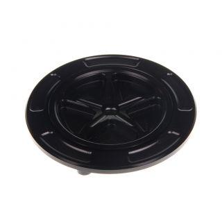 CNC Billet Fuel Tank Gas Cap Keyless BMW s 1000RR F 800R R1200 GS All Year Black