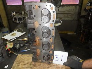 Ready to Install 82 1982 305 GM Chevy Engine Cylinder Head Casting 601