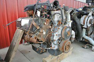 1997 Ford 7 3 Powerstroke Turbo Diesel Engine Runs Great Navistar 444