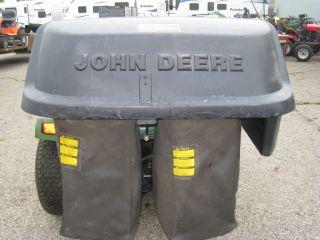 """John Deere 240 w 38"""" Mower Deck Twin Bagger Snow Blower"""