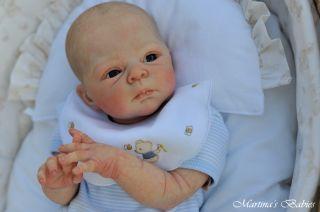 Martina's Babies Reborn Real Baby Doll Sammie Adrie Stoete Colliii Awards 2011