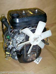 John Deere 445 Kawasaki 22HP Engine FD620D Fuel Injected Horizontal Shaft
