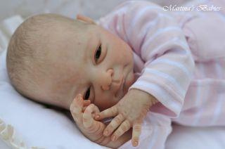 Martina's Babies Reborn Real Doll Kit Noor by Adrie Stoete Colliii Awards 2011