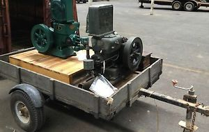 Fairbanks Morse 3 HP ZC 52 Antique Hit and Miss Steam Engine