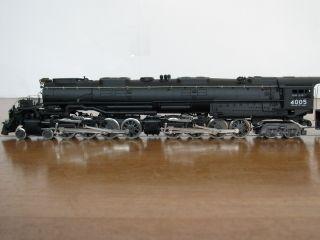 AHM Rivarossi Union Pacific 4 8 8 4 Big Boy Articulated Steam Locomotive EX
