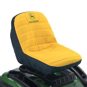 John Deere Lawn Tractor Seat Cover Medium LP92324