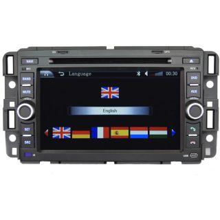 Car GPS Navigation Radio HD Touch Screen TV DVD Player for 2008 11 Hummer H2