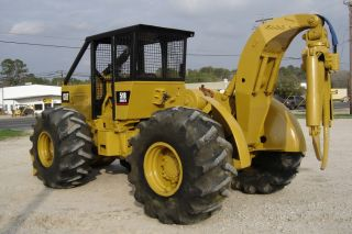 1988 Caterpillar 518 Log Skidder
