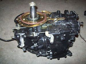 20 25 30 HP Johnson Evinrude OMC Outboard Powerhead Motor Engine Crank Case Nice