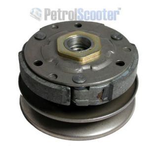Scooter Clutch Rear Pulley 15 Spline Yamaha Jog 90cc 2 Stroke