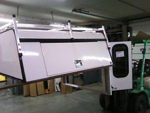 toyota commercial truck cap bed topper tool utility cap. Black Bedroom Furniture Sets. Home Design Ideas