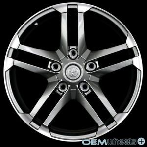 "20"" TRD Wheels Fits Toyota Sequoia Land Cruiser Limited Platinum SR5 LX570 Rims"