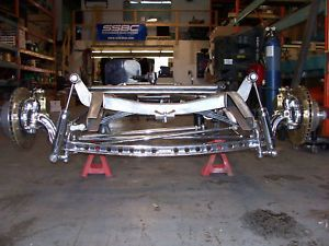 Lucky 7 Complete Front End Rat Rod Hot Rod Ibeam