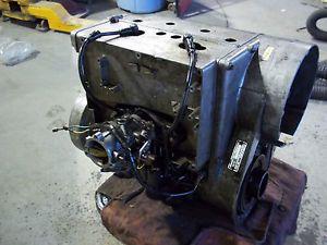 Vintage Snowmobile Ski Doo Rotax 640 Fan Cooled Engine