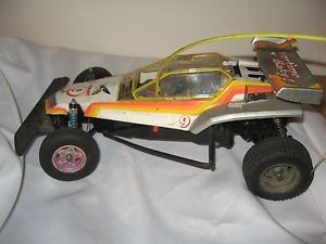 Tamiya Hornet No Radio No Battery RC Car Futaba Receiver