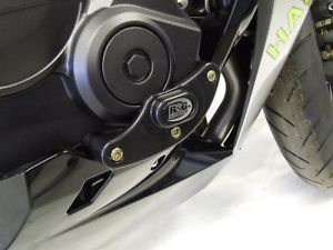 R G Right Side Engine Case Cover Slider Protector Honda CBR 600RR 2007 2008