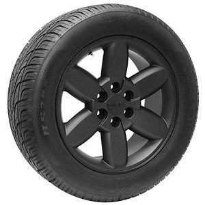 20 inch GMC Truck Yukon Denali Sierra Black Wheels Rims and Tires