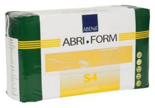 Abena Abri Form AirPlus Briefs x Plus XL 48 Case