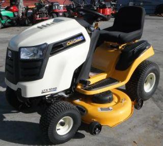 New 46'' Cub Cadet LTX1045 Hydrostatic Lawn Mower Yard Tractor 20HP Kohler Engin
