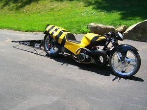 RZ350 Drag Bike RZ500 Kawasaki H2 Banshee Drag Bike NSR250 Yamaha RZ350 Drag