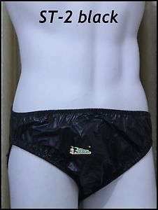 5 Adult Baby Diaper Incontinence Plastic Pants St 2