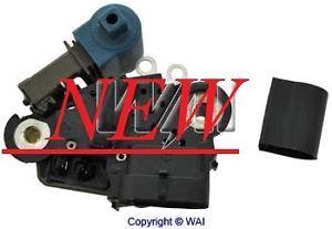 2003 2004 Land Rover Discovery Alternator Valeo Voltage Regulator Brush Holder